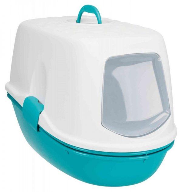 Trixie Kapalı Elekli Kedi Tuvalet Kabı